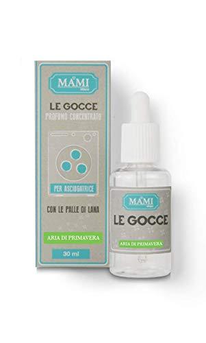 Mami Milano LE Gocce Profumo concentrato per asciugatrice fragranza Aria di Primavera
