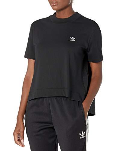 adidas Originals - Camiseta para mujer -  Negro -  Medium