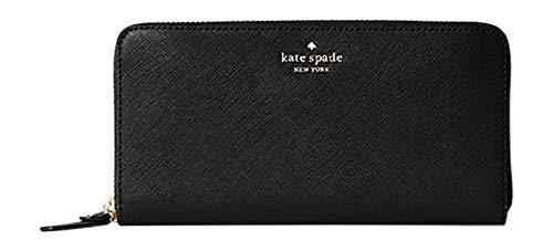 Kate Spade New York Laurel Way Neda Continental Wallet (black)