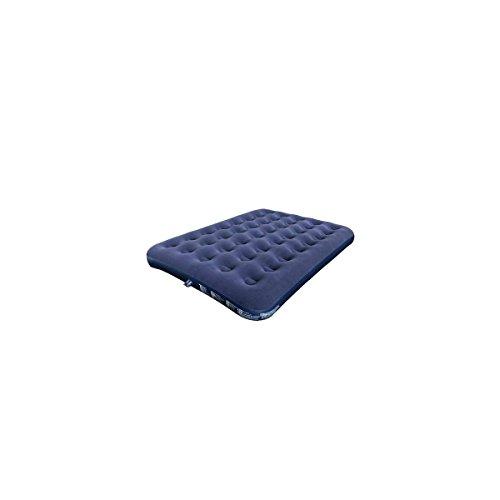 Elementerre Matelas gonflable 2 places - Couleurs : Bleu, Tailles : Unique