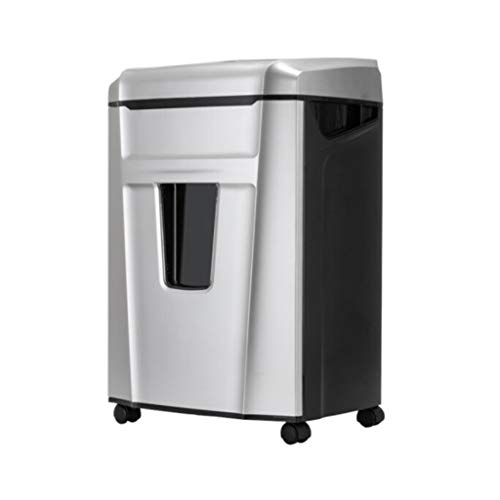 Why Should You Buy TUCY 12-Sheet Paper Shredder,Quiet Electric Shredder, 19 L Basket Capacity,Overlo...