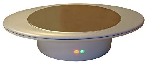 Ardes AR550S Scaldavivande Elettrico Helios Piatto Ovale In Acciaio Inox