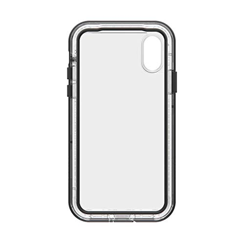 LifeProof Next - Funda Anti caídas y Anti Polvo para iPhone XS, Negro y...