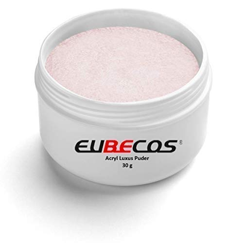EuBeCos Acryl Luxus Puder - 30 g - 02 Rosé in STUDIO QUALITÄT - MADE IN GERMANY!