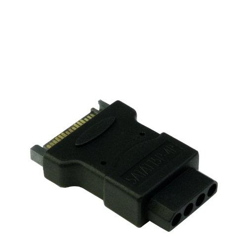 Inter Tech 88885199 Molex Power-Adapter