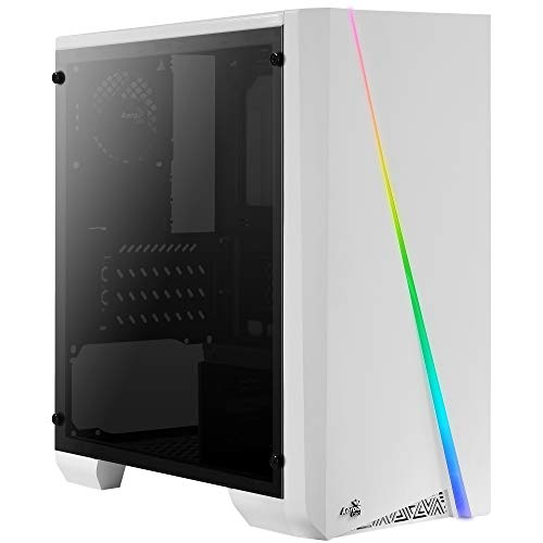 Cajas Pc Gaming Atx Blanco Rgb cajas pc gaming atx  Marca Aerocool