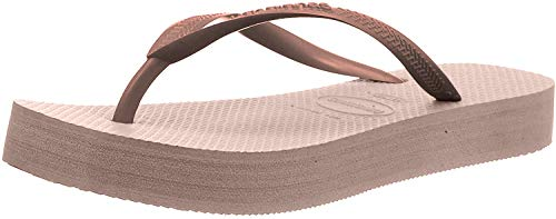 Havaianas Women's Flip Flop Sandals, Ballet Rose, 10-11