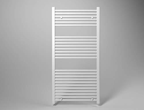 Radiatore termoarredo scaldasalviette bianco 150x50 interasse 45