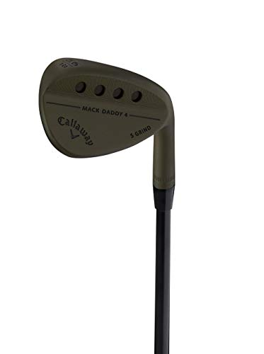 Callaway Golf - Club de golf Mack Daddy 4 Tactical Wedge -...