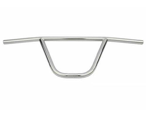 Lowrider C.W Handlebar 22.2mm Chrome. Bike Handle bar, Bicycle Handle bar, Handlebar, BMX Handle bar