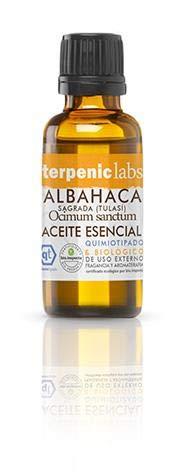 Terpenic evo Albahaca sagrada aceite esencial bio 30ml. 1 Unidad 150 g