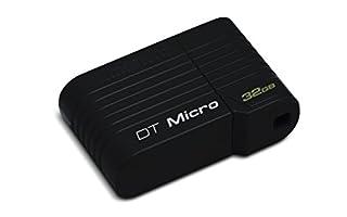 Kingston - DTMCK/32GB - Clé USB Mémoire Flash 32 Go - Noir (B009CMN3V0) | Amazon price tracker / tracking, Amazon price history charts, Amazon price watches, Amazon price drop alerts