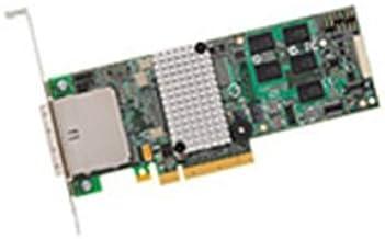 LSI Logic Megaraid 9280.8E 8.ポート SAS RAID コントローラー 512Mb Ddr2 Sdram Pci Express X8 300Mbps 2 X Sff.8088 Mini.SAS外部製品タイプ:I/O...