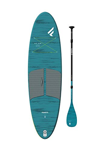 Fanatic Fly Air Pocket 10, 4 Sup 2021 INKL. Carbon 35 Adjustable 3-Piece Paddel