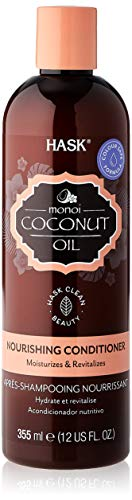 HASK Monoi Coconut Oil Nourishing Conditioner, 355 ml