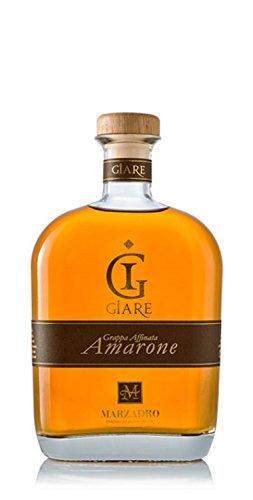 Grappa Amarone Giare 41% 0,70 lt. - Distilleria Marzadro