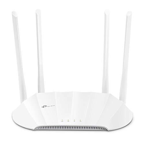 TP-Link TL-WA1201(Nueva versión)- Punto de Acceso inalámbrico/Extensor de Red WiFi (AC1200Mbps, 4...