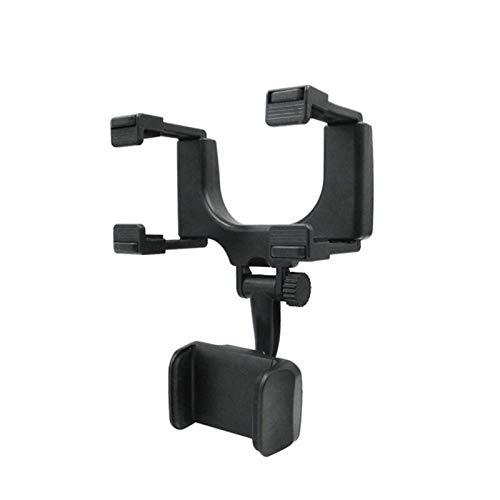 El soporte de teléfono móvil del espejo retrovisor de automóviles instala un soporte de teléfono inteligente universal, utilizado para los titulares de teléfonos móviles, usados para productos de te