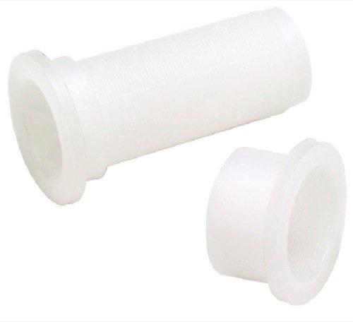 Seachoice 50-19121 Tubo drenaje para vivero plástico, 19 mm x 63 mm