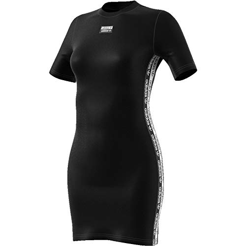 adidas Tee, T-Shirts Donna, Black, 48