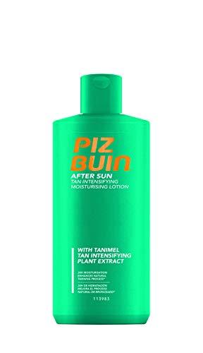 Piz Buin After Sun Intensifying Moisturising Lotion/Bräuningsintensivierende Feuchtigkeitsotion, spendet 24h Feuchtigkeit, Schnell einziehend, 200 ml