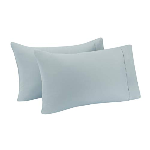 AmazonBasics Light-Weight Microfiber Pillowcases