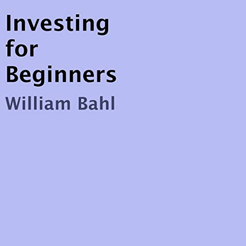 Investing for Beginners cover art
