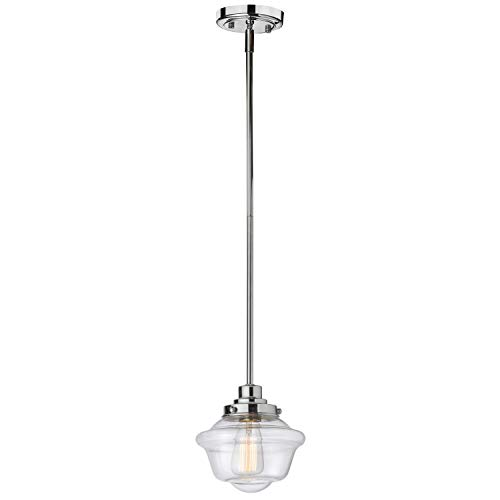 Dainolite YOL-81P-PC One Light Mini Pendants, Chrome