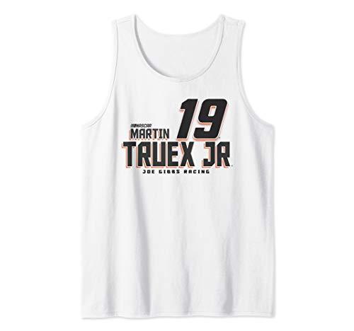 NASCAR - Martin Truex Jr - Carbon Fiber Tank Top