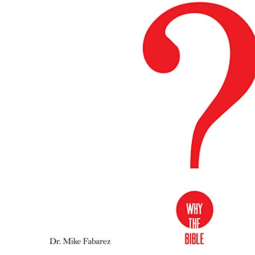 Why the Bible?  By  cover art