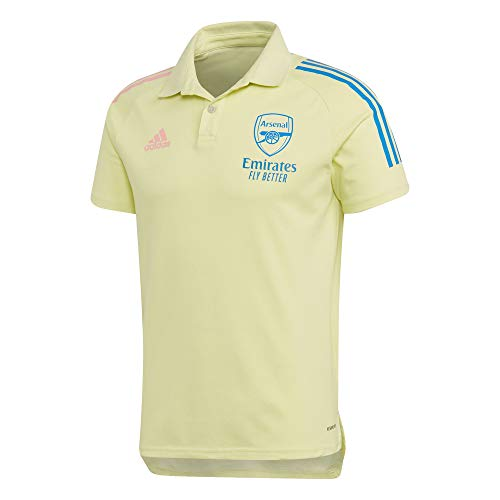 adidas Arsenal FC Temporada 2020/21 AFC Polo Mixte, matama, XL