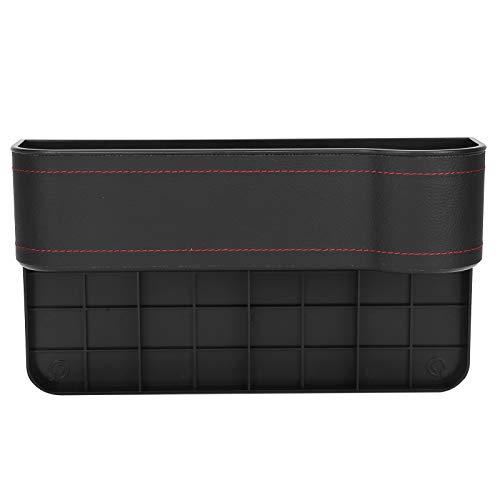 Fybida Material plástico ABS Organizador de Coche Caja organizadora de Coche Caja de Almacenamiento de Coche Resistente al Impacto Fuerte Multifuncional Huecos duraderos(Main Room)