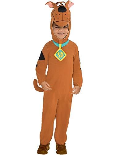 Disfraz de Scooby Doo para niño (Edad 8-10 años)
