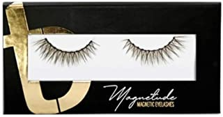 Tori Belle Magnetude Magnetic Lashes and Anchors Now with 3X STRONGER Magnets in YOUR CHOICE OF STYLE (Coffee House)