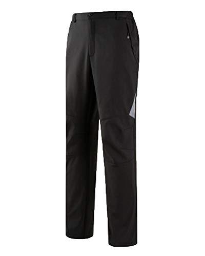 Unisex Pantalon Ski De A Prueba De Viento E Impermeable Esqui Decathlon Trekking Baratos Negro S