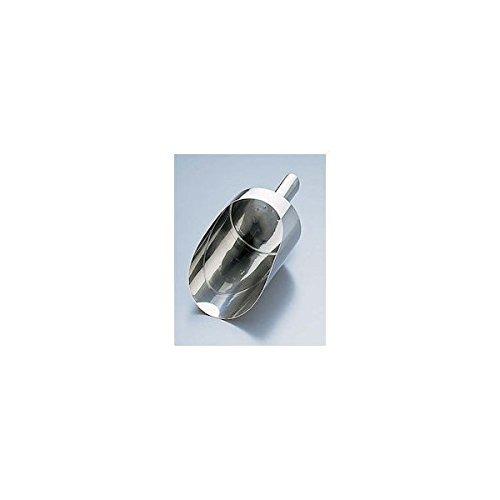 遠藤商事 業務用 円筒スコップ 小 本体18-8ステンレス 日本製 BSK03003