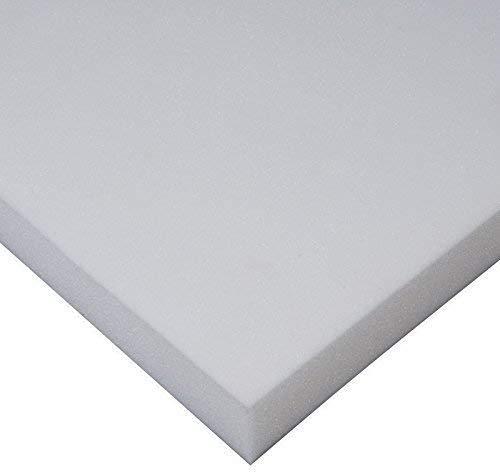 Plancha de Viscoelástica para Topper Cubrecolchon Sin Funda (Grosor 4 CM) (135x190x4) 🔥