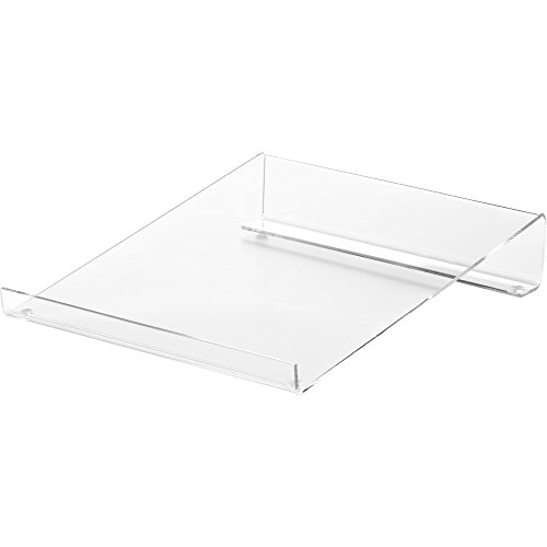 Business Source Calculator Holder, Clear (28951)