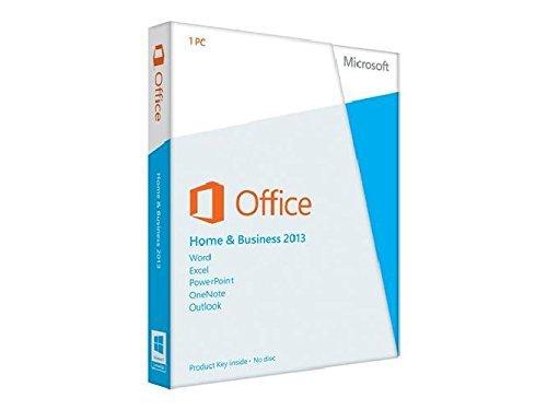Microsoft Office Home and Business 2013 (PKC) Lizenz - 1 PC - Win, Deutsch, Europa, 32/64-bit
