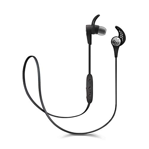 Jaybird X3 Sport Sweatproof Water Resistant Wireless Bluetooth in Ear Headphones - Black (Renewed)