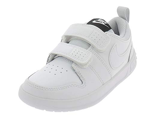 Nike Pico 5 (PSV), Zapatillas de Tenis, Blanco (White/White/Pure Platinum 100), 28 EU
