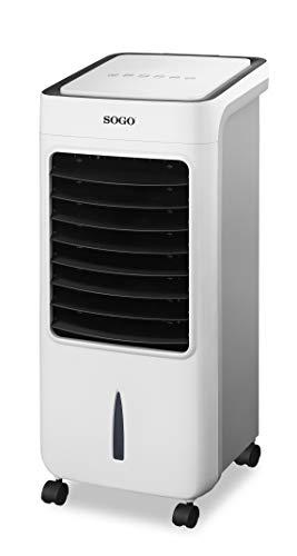 SOGO AIR-SS-21075 - Enfriador de aire portátil digital 3 en 1