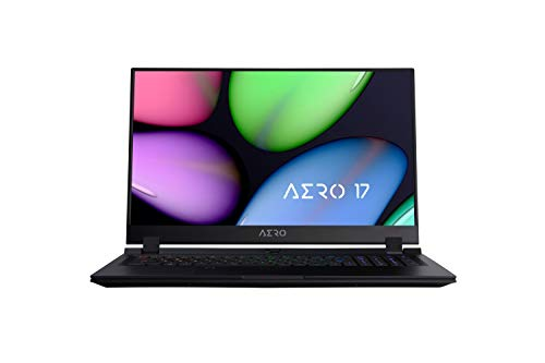 Compare Gigabyte Aero 17 SA (AERO 17 SA-7UK1020SO) vs other laptops