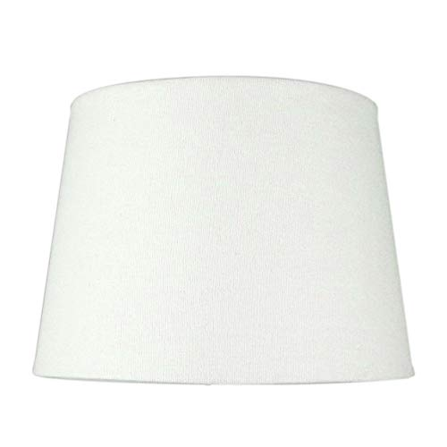Uno Fitter Small Off White Fabric Lampshade 8