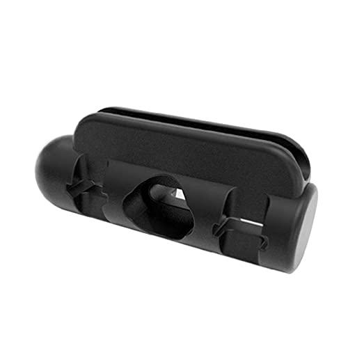 Para Micro USB Tipo C 3-en-1 Cargador Adaptador Cable Conector Magnético Almacenamiento Contenedor Caja Titular Almacenamiento Magnético