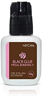 Neicha Mega Bonding Plus Black Eyelash Extension Glue Lijm | Wimperextensions lijm | Professionele Ultrasnelle Wimperlijm...