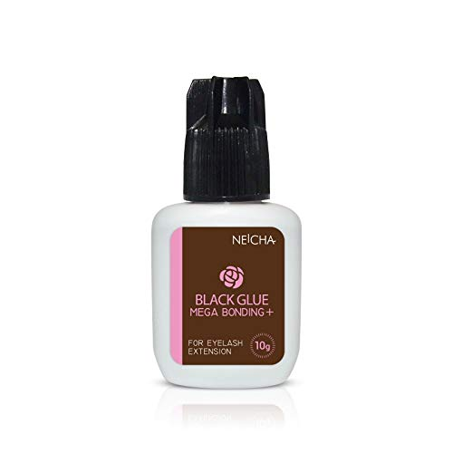Neicha Mega Bonding Plus Black Eyelash Extension Glue Lijm | Wimperextensions lijm | Professionele Ultrasnelle Wimperlijm (5g)