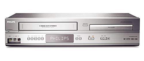 Buy Philips DVP3345V/17 DVD/VCR Combo (Renewed)