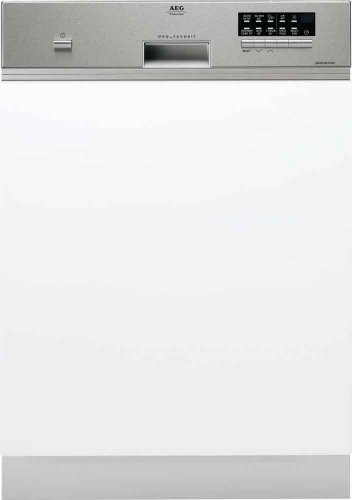 AEG 911924620 Geschirrspüler Öko Favorit Express i-m/AAA / 1.05 kWh / 12 MGD / 12 L/Edelstahl / 45 dB