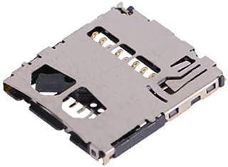 فتحة بطاقة SIM LGYD SPAREPART + موصل بطاقة SIM متوافق مع Galaxy S i9000 / i9003 / Galaxy Ace S5830 / S8300 / S7230 / Galax...